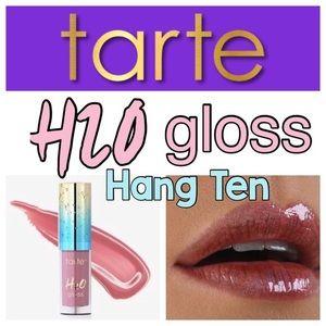 tarte Makeup - NEW Tarte Lip H2O Gloss Hang Ten